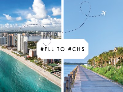 Welcome to Charleston, Fort Lauderdale!