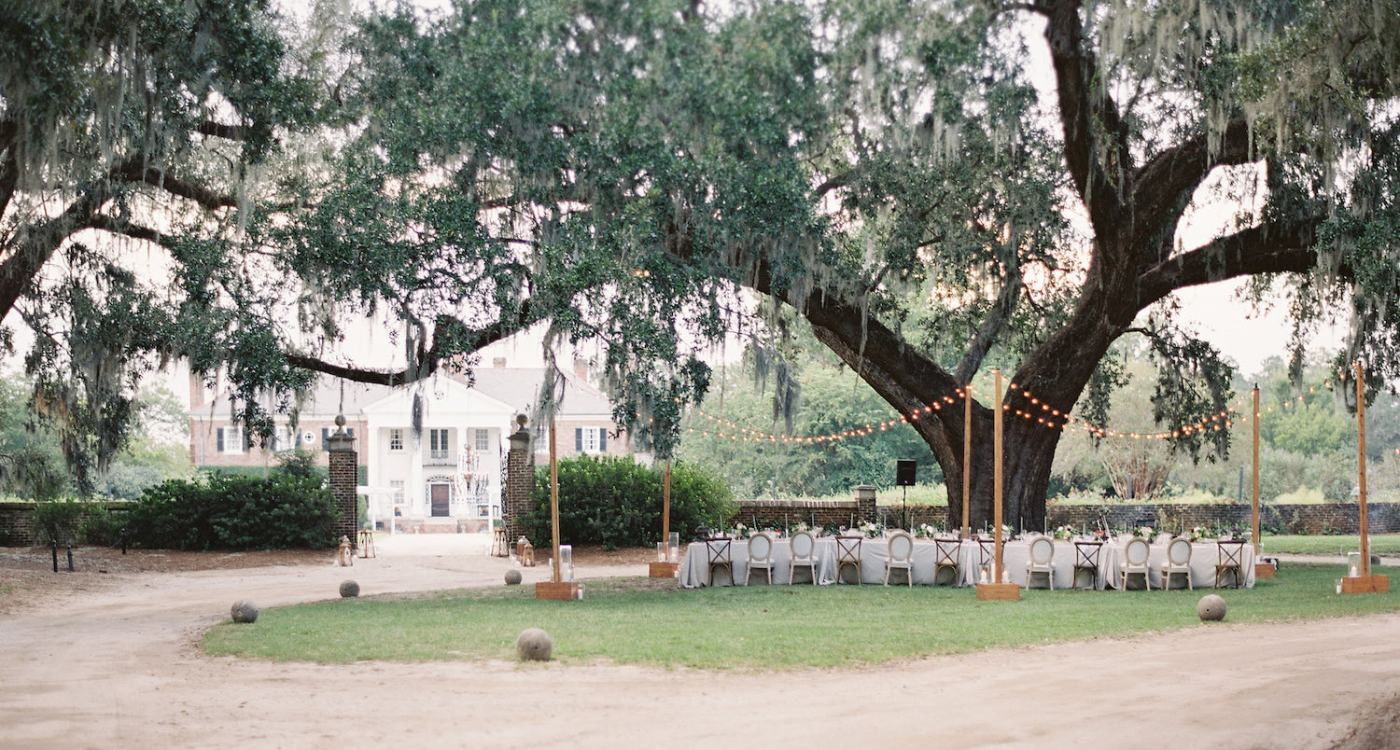 6 Places To Wed Like A Celeb In Charleston