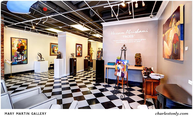 Mary Martin Gallery