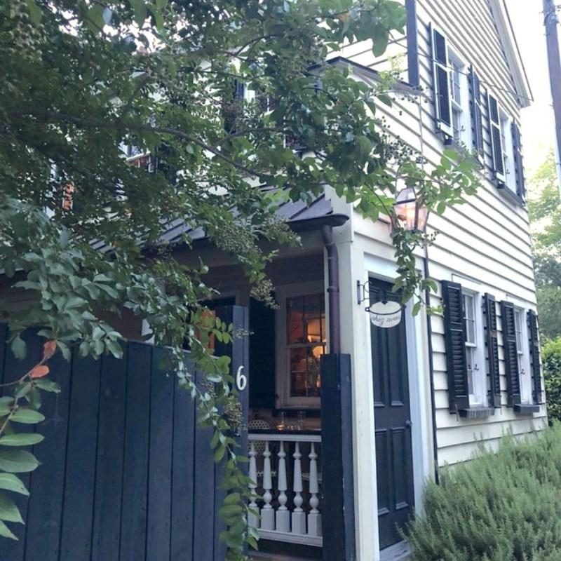 Chez Nous restaurant in Charleston