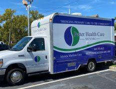 Fetter Health Care mobile truck