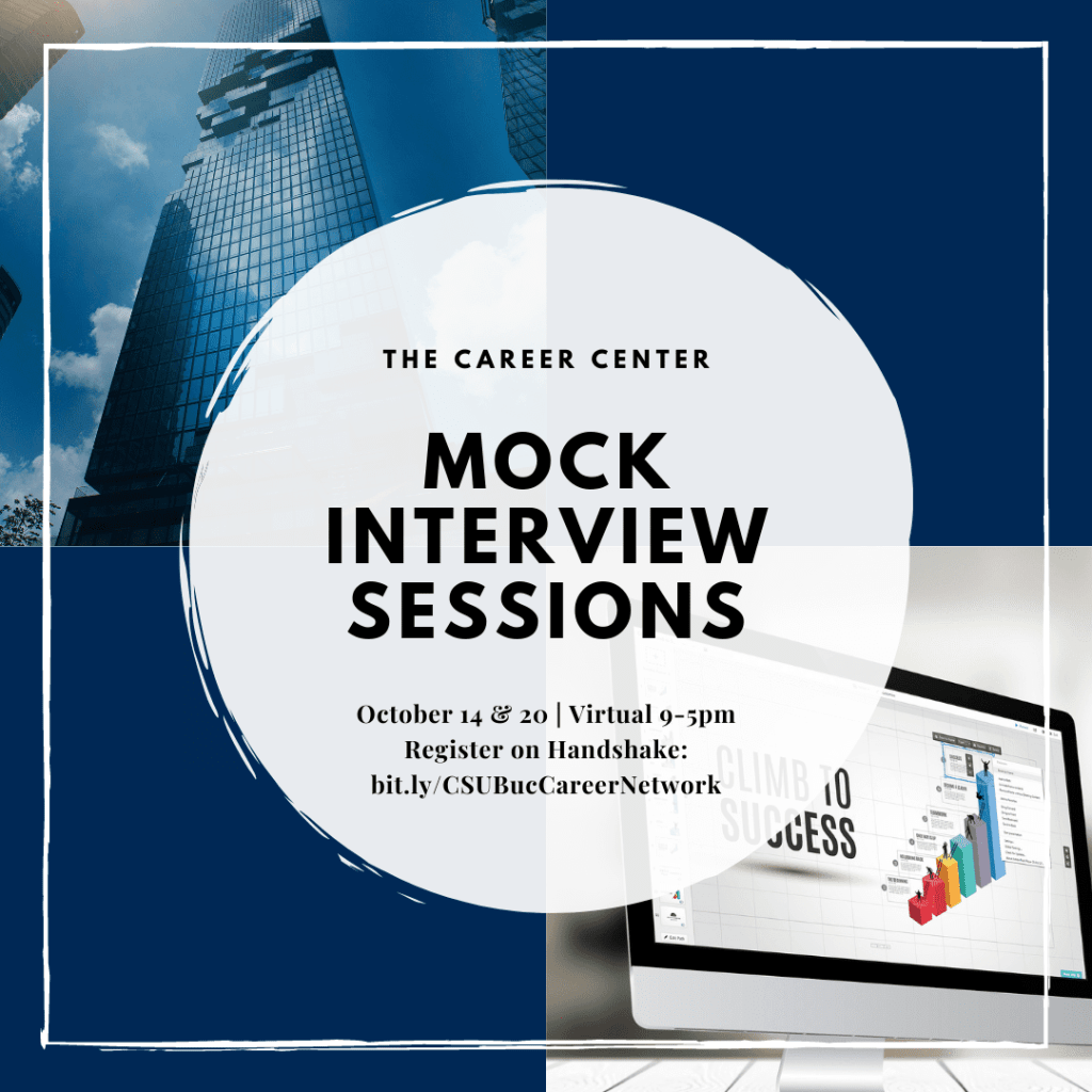 Mock Interview Sessions Fall 2021