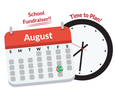 Time to Plan your school fundraisier