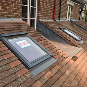 Velux Windows Installation