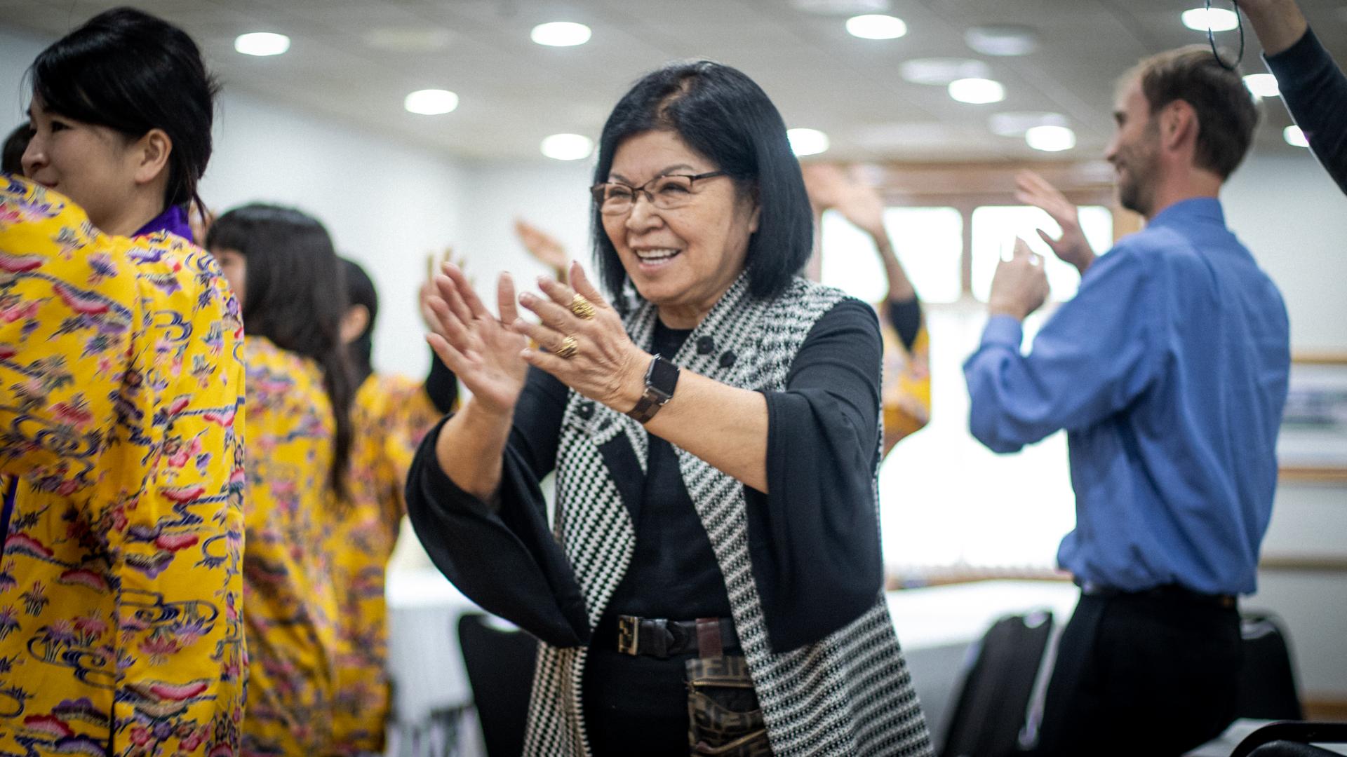 Naoko Clark