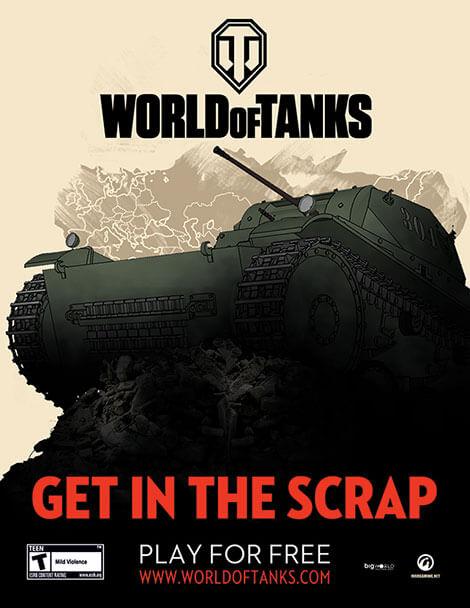 World of Tanks Spec 1