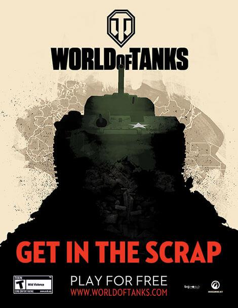 World of Tanks Spec 4