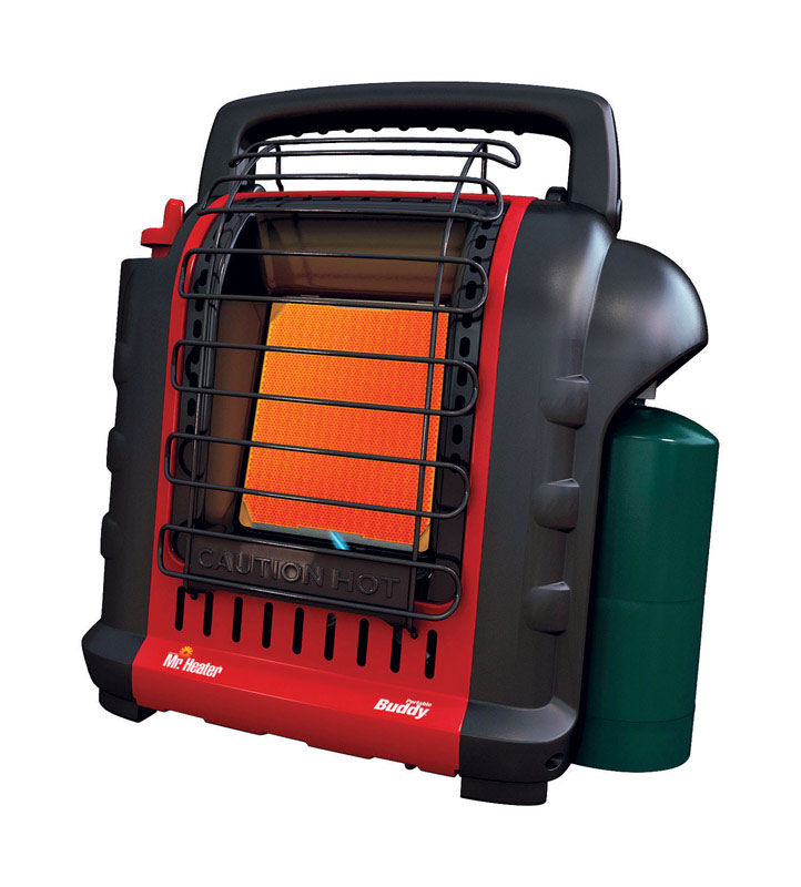 Mr Heater Buddy 225 Sq Ft Portable Heater Propane Ace