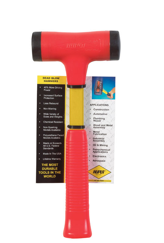 Nupla 1 5 Steel Head Dead Blow Hammer Take a look below at the many styles of hammers. charlevoix ace hardware