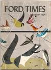 Ford Times   November 1954   Charley Harper Prints   For Sale