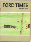 Ford Times   February 1951   Charley Harper Prints   For Sale