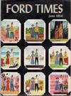 Ford Times   June 1954   Charley Harper Prints   For Sale
