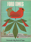 Ford Times   May 1976   Charley Harper Prints   For Sale