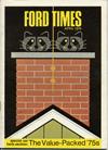 Ford Times   April 1975   Charley Harper Prints   For Sale