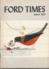 Ford Times   January 1955   Charley Harper Prints   For Sale