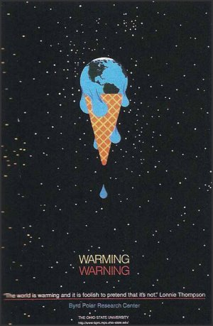 Global Warming 300x459 | Charley Harper Prints | For Sale