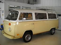 The 1980's Volkswagen Van was bought used and even more of a family car until it also fell apart.
