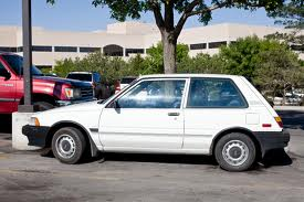The Toyota Tercel may have been gotten after I wrecked Ginger's VW Beetle. I mostly drove this while she drove the Pinto & VW Van.