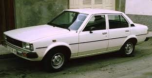 My 90's Toyota Corolla was a very good car that I let a friend have with the car payments or balance due when I went to Gambia.