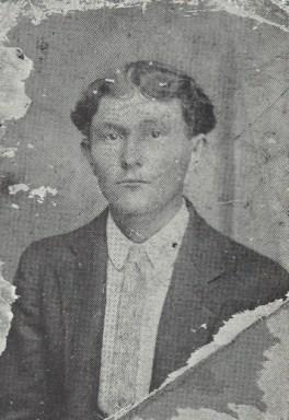 George Washington Doggett, Jr., 1903, Near Warren, Arkansas Grand Uncle, GeorgeWDoggettJr-1902-A.jpg