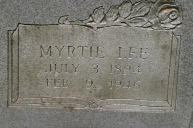 Myrtie Parnell