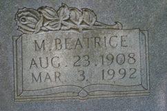 Beatrice Carmical