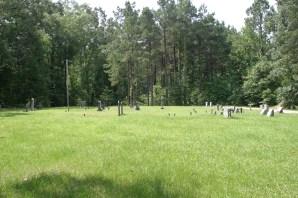 Parnell Cemetery, Bradley Co., AR