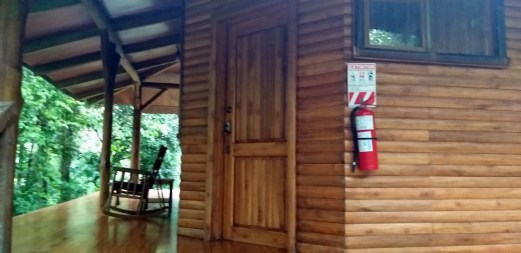 My Cabin 12 Entrance & Porch