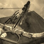 The bowhunter's crossbow