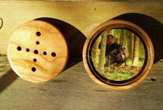 Custom made Pot Calls by Willow Ridge