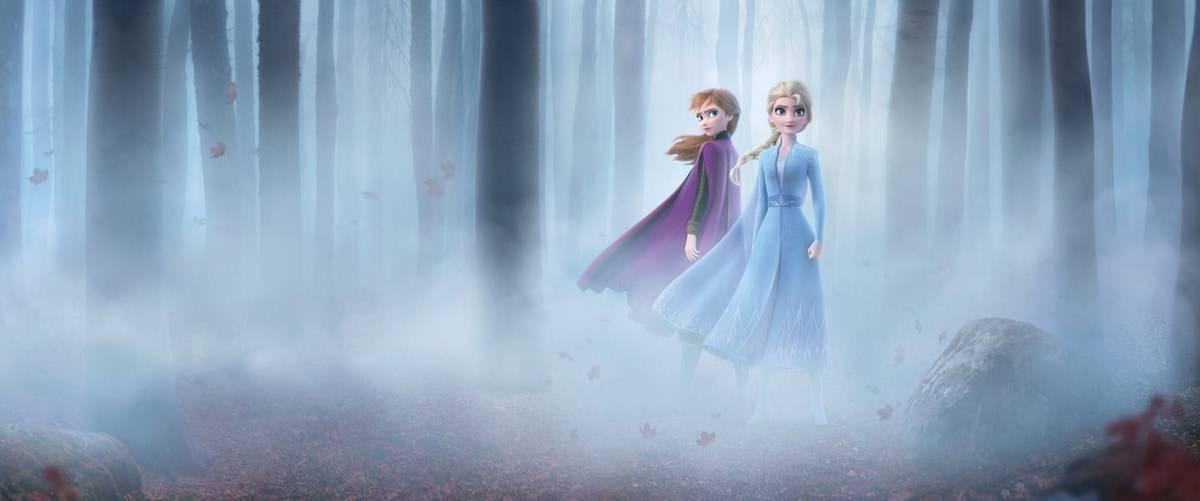 Frozen 2: un grande freezer e poco altro