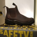 gri sport slip on safety boots