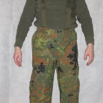 waterproof flecktarn