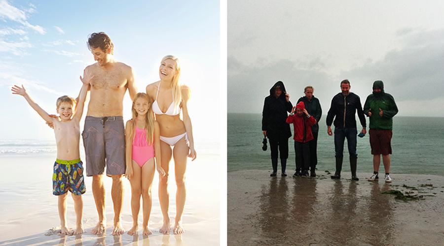 Wat als vakantiefoto's de waarheid zouden tonen?