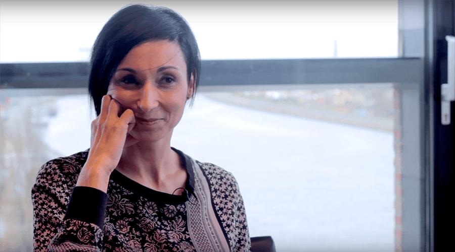 Anniek Gavriilakis kiest radicaal voor hoop