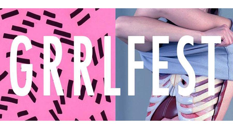 Kom naar GRRL FEST!