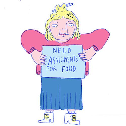 De (soms hopeloze) zoektocht naar een job