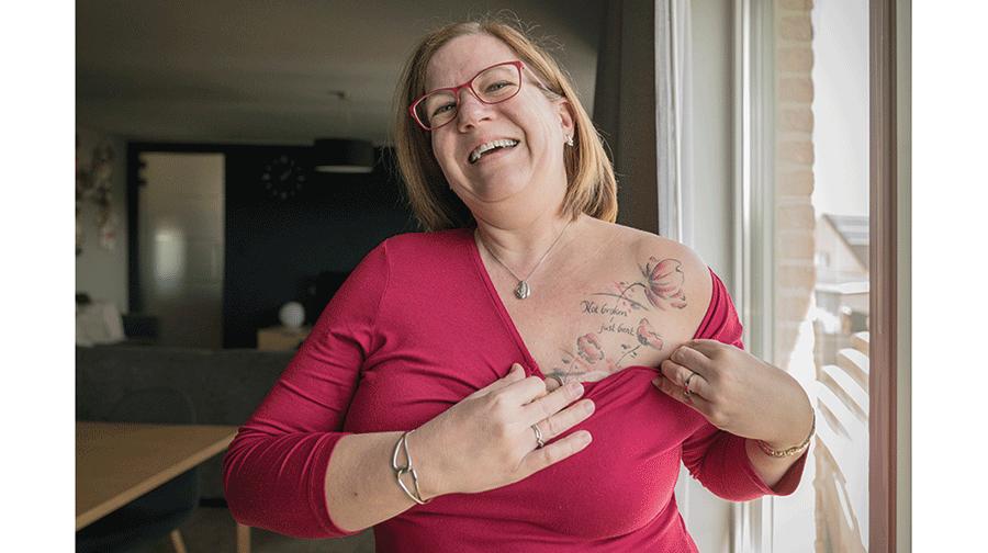 Tattoos als therapie