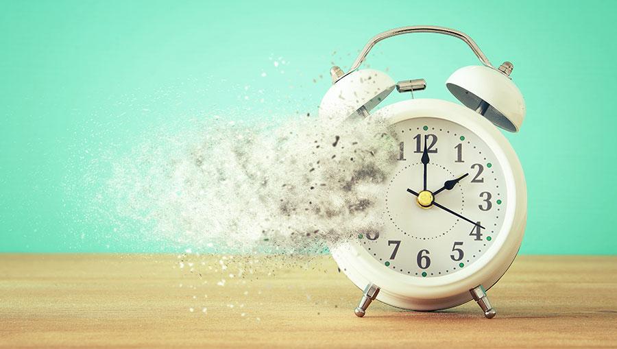 Uitgetest: Leven zonder tijd