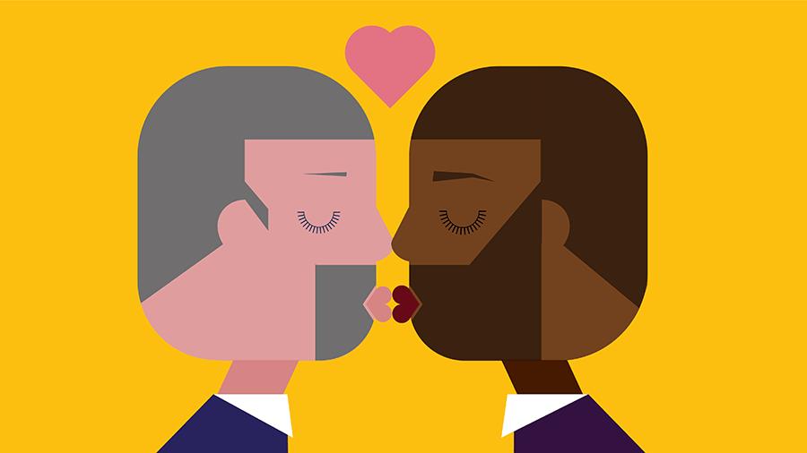 Wat doen hashtags als #NoBlacks en #NoAsians op dating apps?