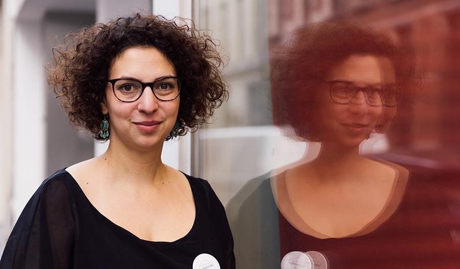 """Damya Laoui: """"Het leven van een wetenschapper draait grotendeels rond falen"""""""