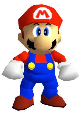 Mario Rig From SM64 Rigs Mine Imator Forums