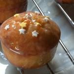 carrot cake glacage blanc oeuf etoile