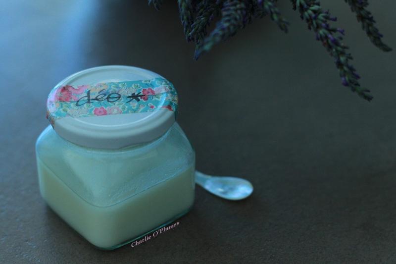 déodorant fait maison huile coco bio