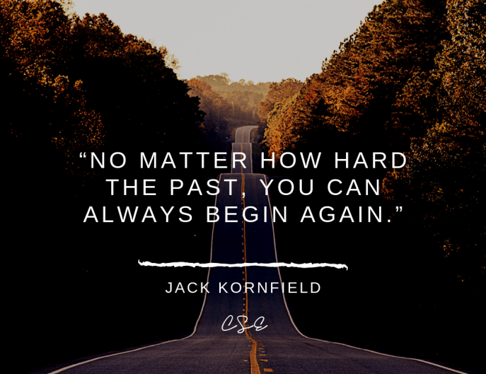 Quote by Jack Kornfield - Music, Quotes & Coffee