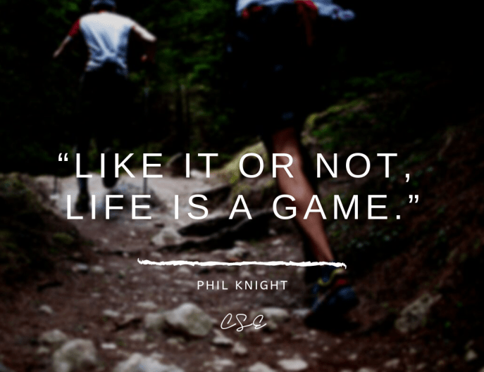 Music, Quotes & Coffee - picture of a quote by phil knight - nike