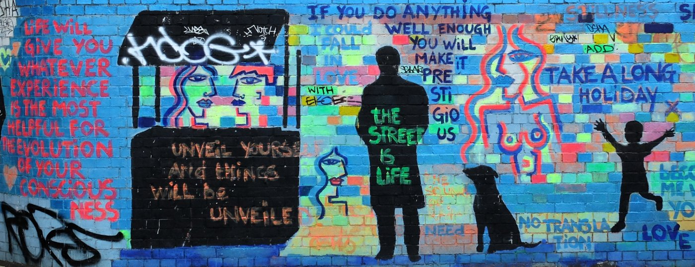 Shoreditch Graffiti
