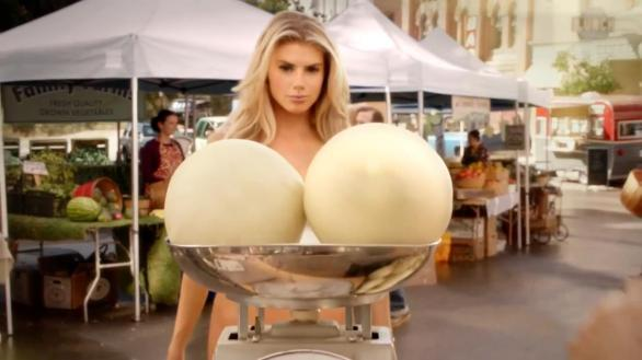 Charlotte McKinney - AU NATUREL - The All-Natural Burger - Carls Jr. - 3