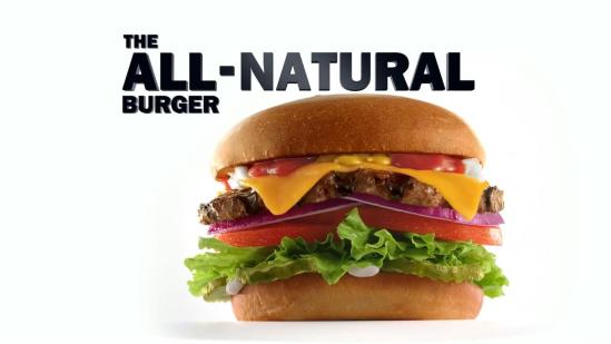 Charlotte McKinney - AU NATUREL - The All-Natural Burger - Carls Jr. - 6