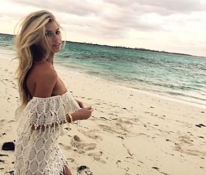 Charlotte McKinney - Beach - 02